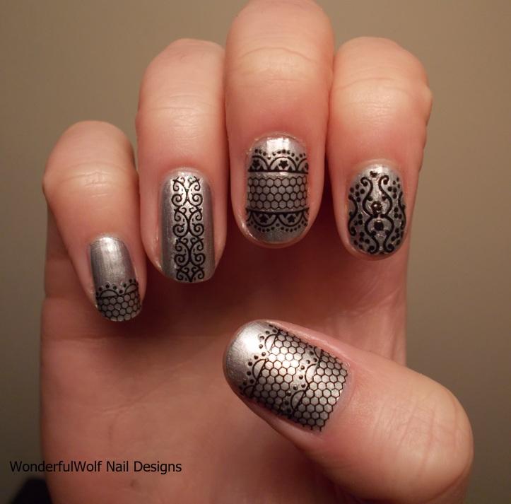 Silver Lace