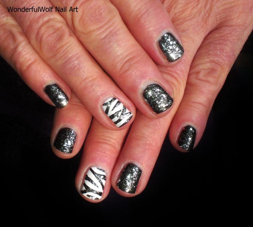 Glittering Zebra