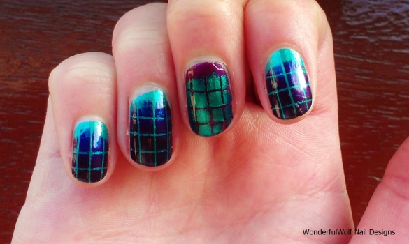 Striping Tape Teal