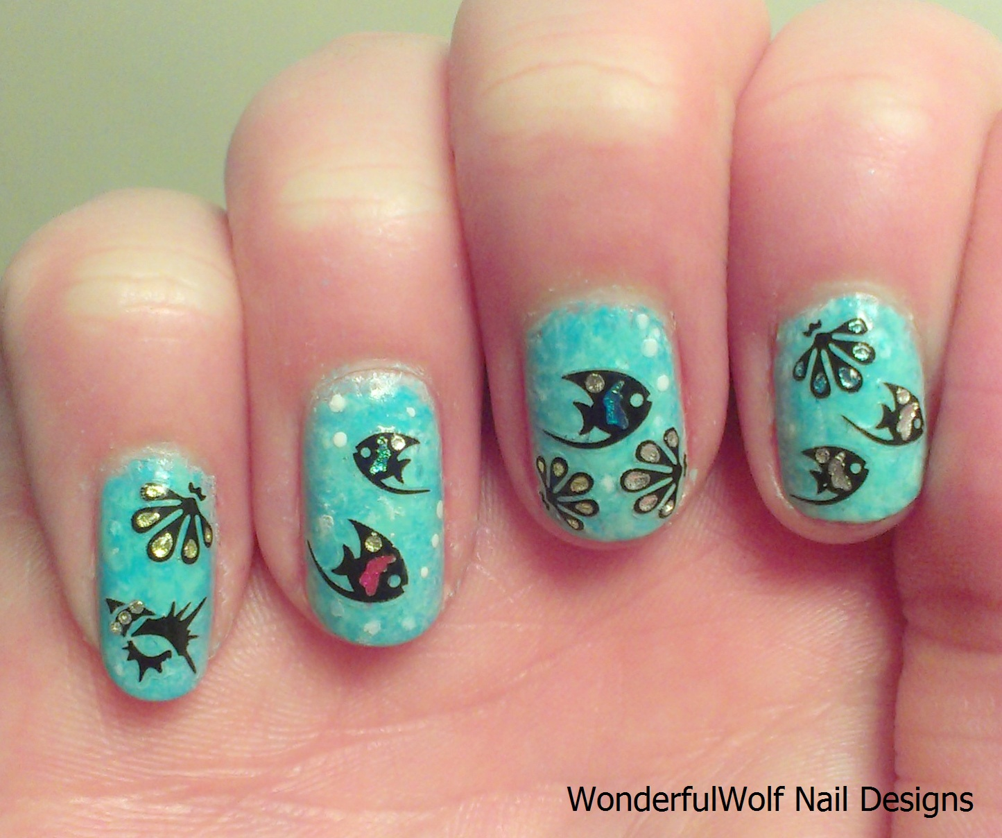 download this Tag Archives Fish Nail Design picture