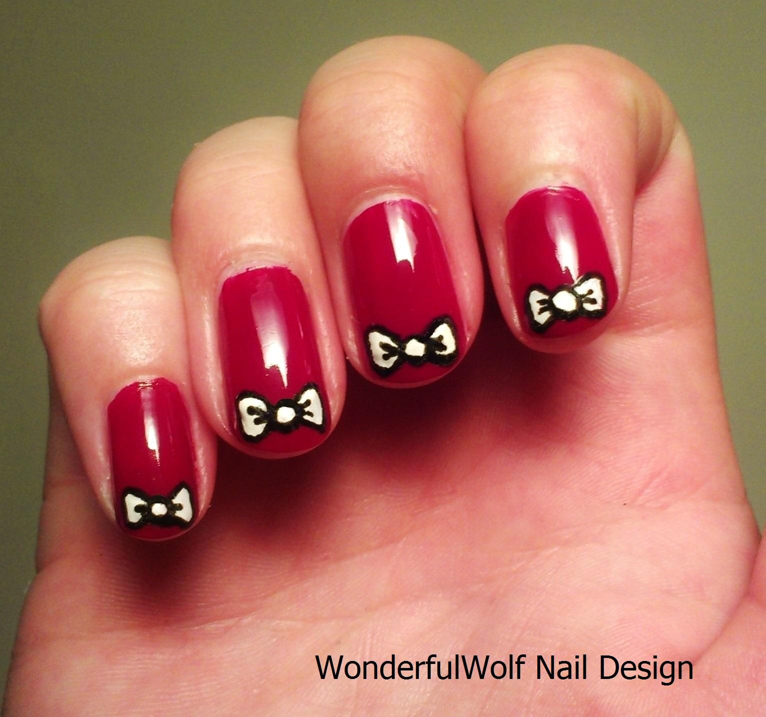 WAH Nails book of Nail Art – WonderfulWolf