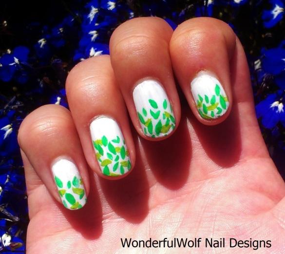 Mojito Nail Art