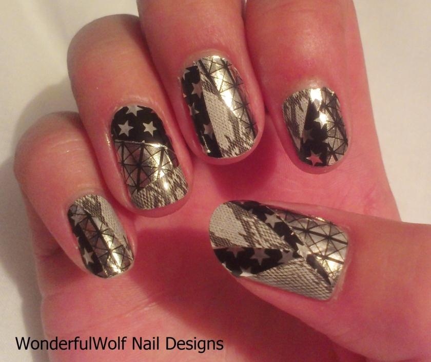 Nail Wrap Mash up