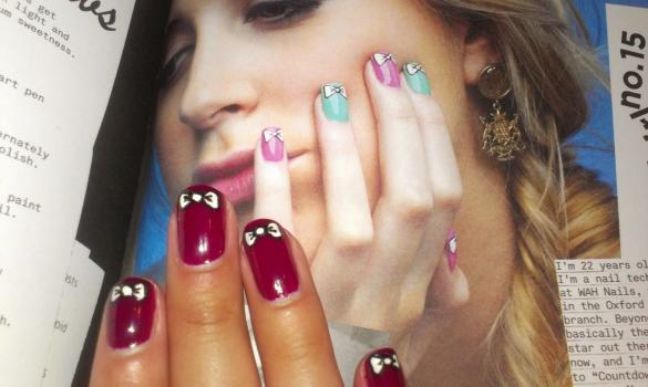 WAH Nails Bow (2)