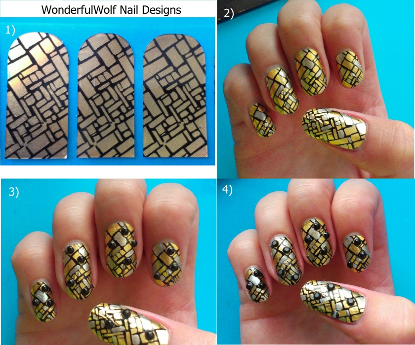 Nail Wrap Evolution