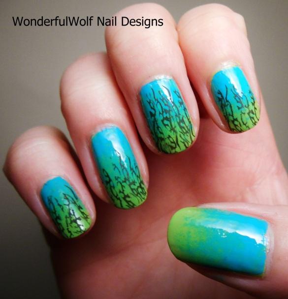 Seaweed Stamping