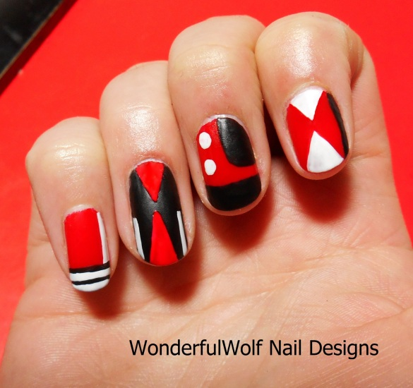 Konstuktor Inspired Nails