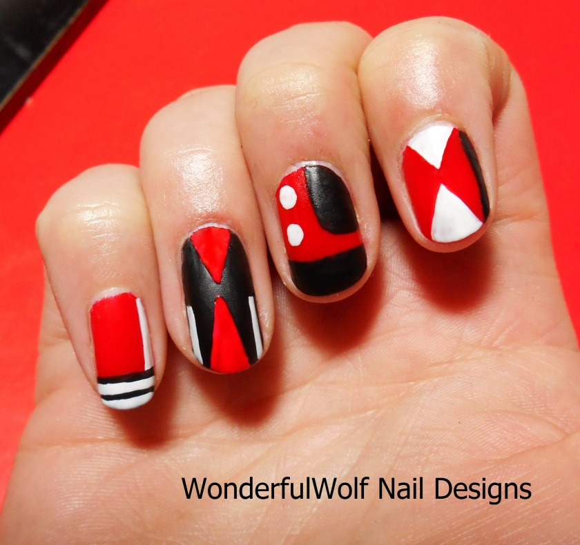 Konstuktor Inspired Nails