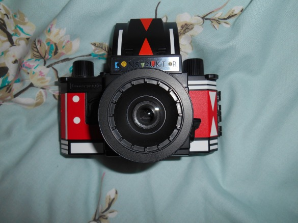 My Konstrukted Camera