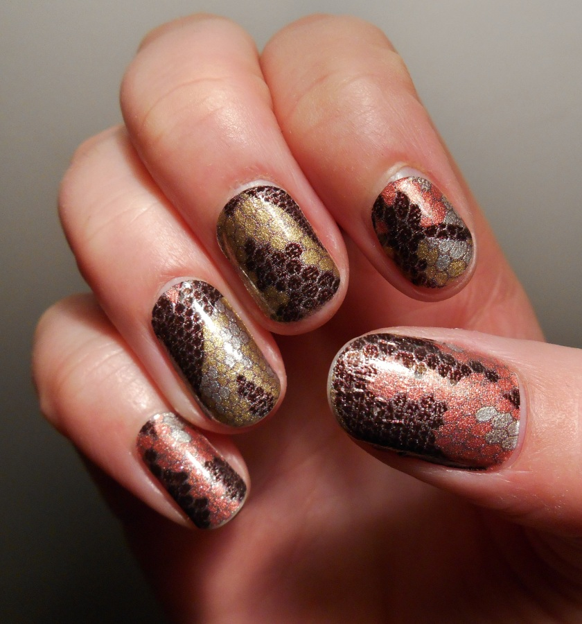 OPI Nail Apps, Reptile