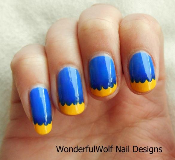 Ikea Nail Art
