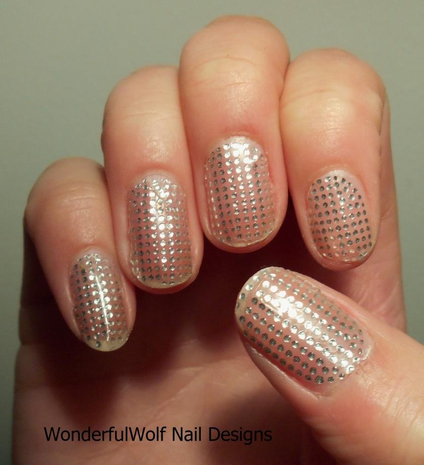 B&M Nail Wraps