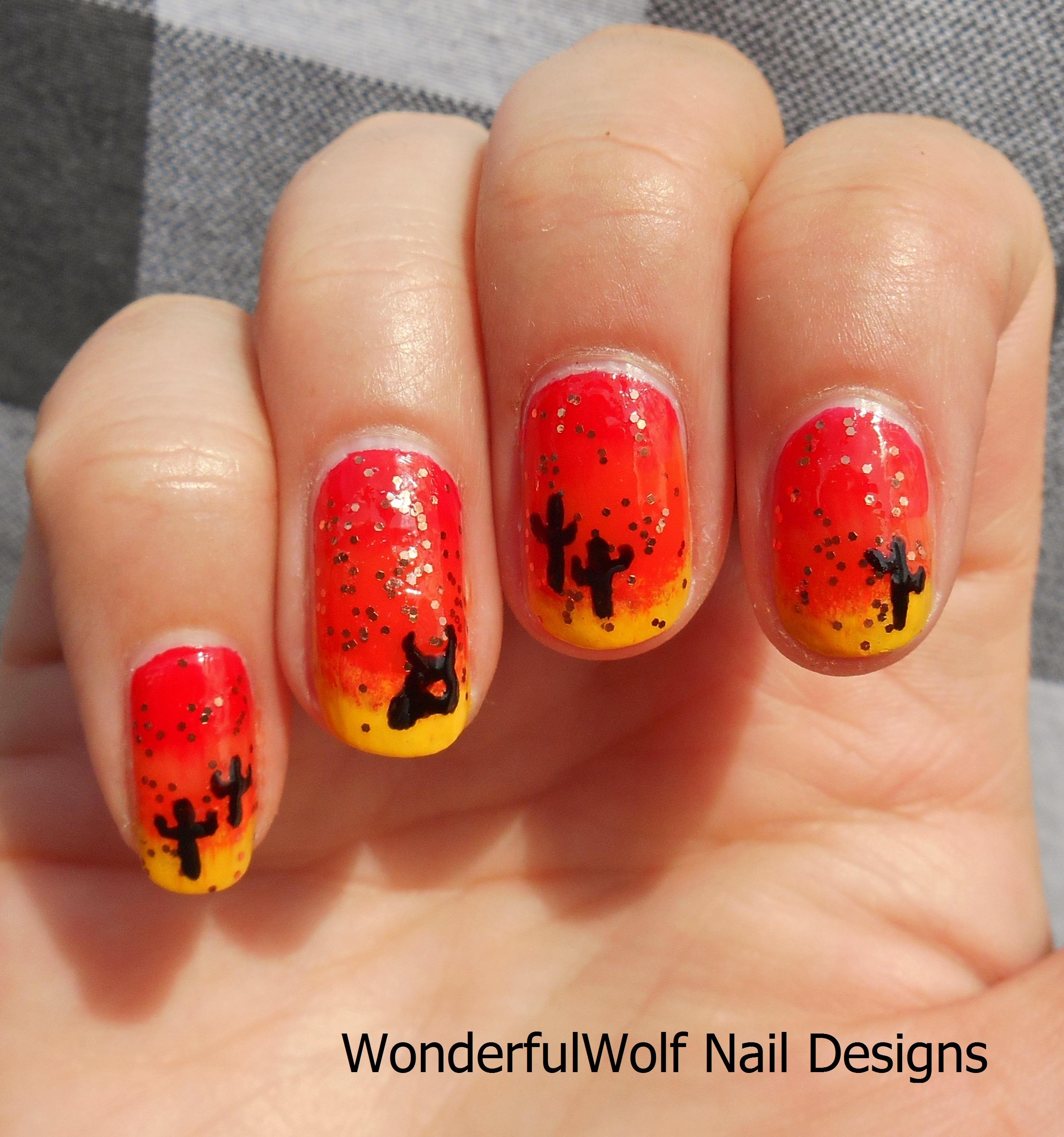 Mexican Desert Wonderfulwolf