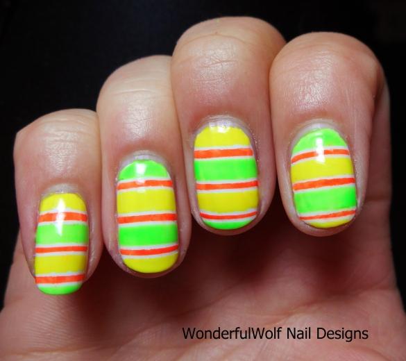 Summer Time Stripes