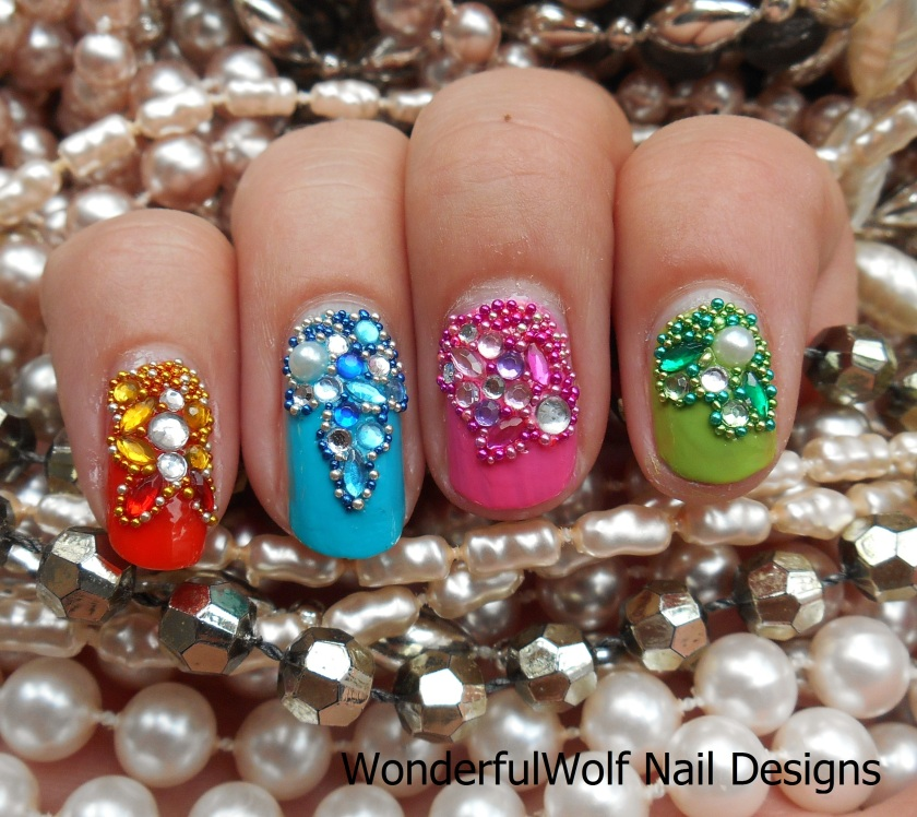 Blinged up Summer