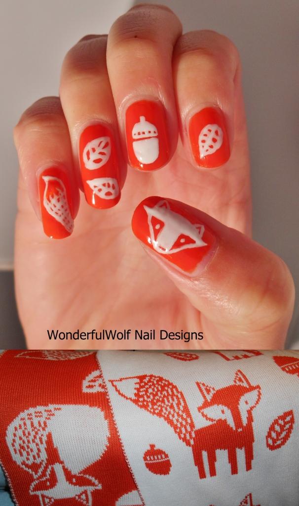 Autumn nail art – Page 2 – WonderfulWolf