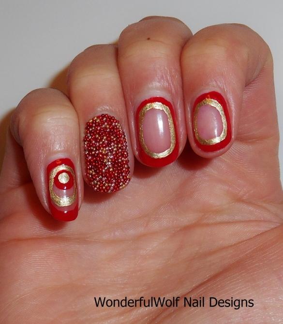 Caviar Nails: WonderfulWolf