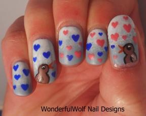 Bird Song Nail Art