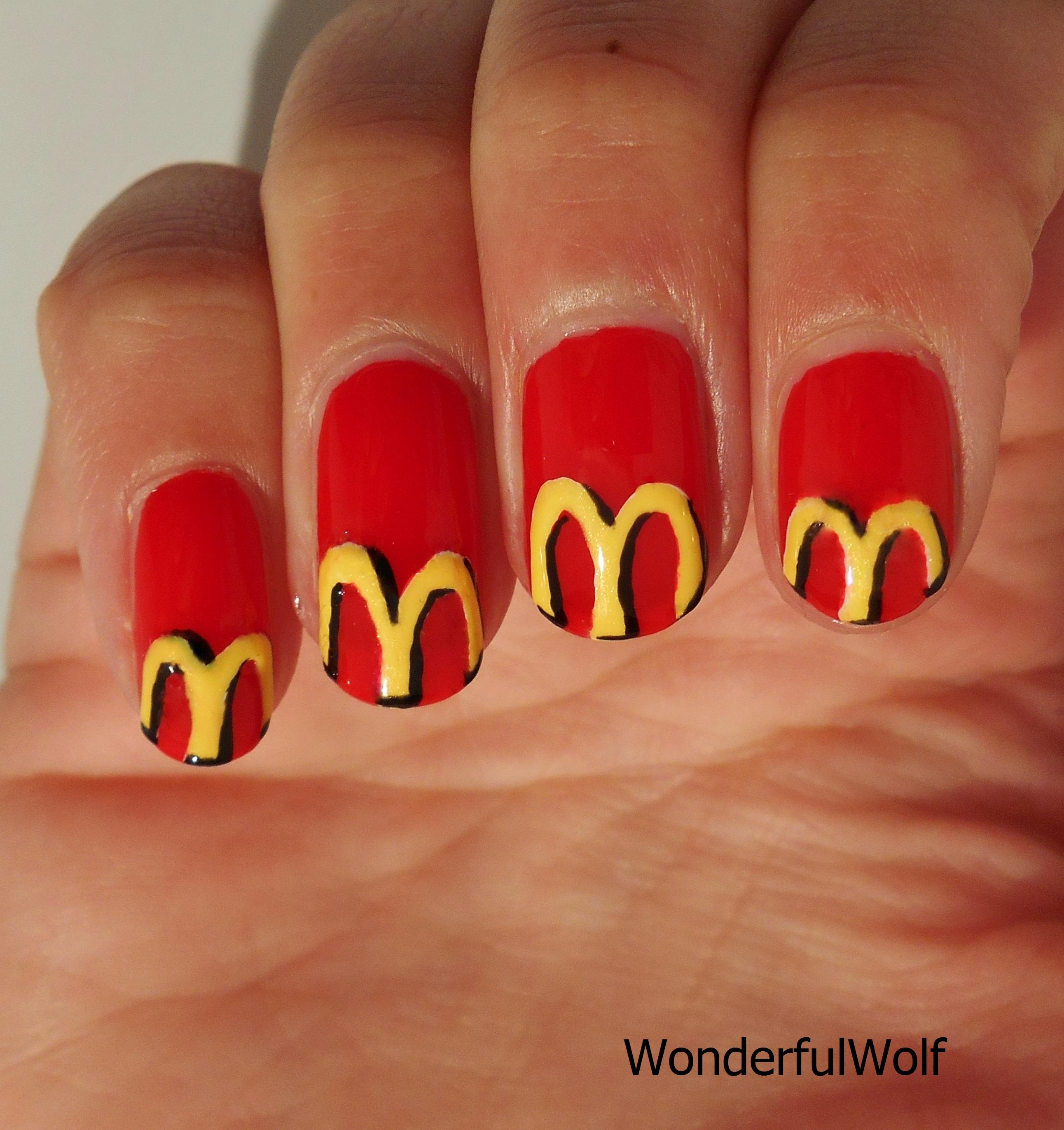 OMD3 Nail Art – WonderfulWolf