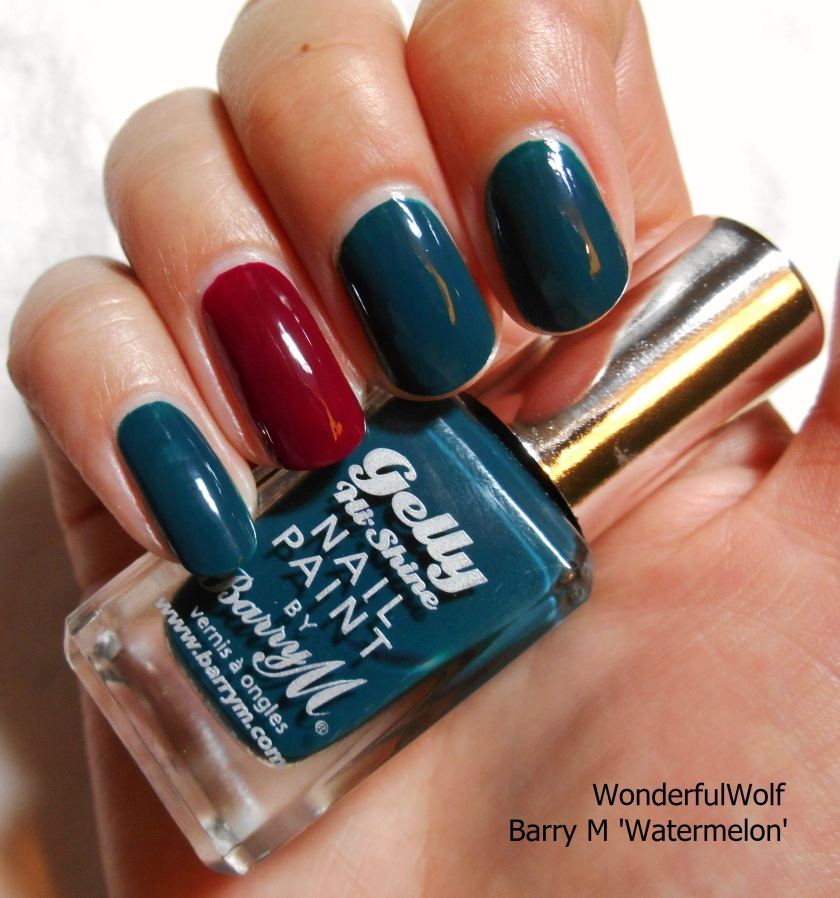 Barry M Watermelon