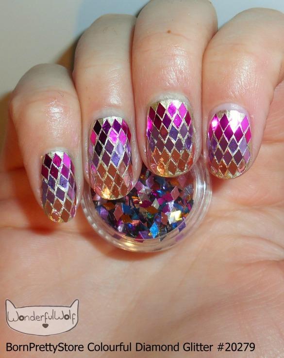 DiamondGlitterWithFlash