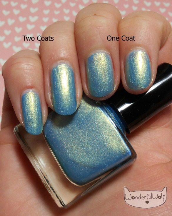 A Mermaids Tale Swatch