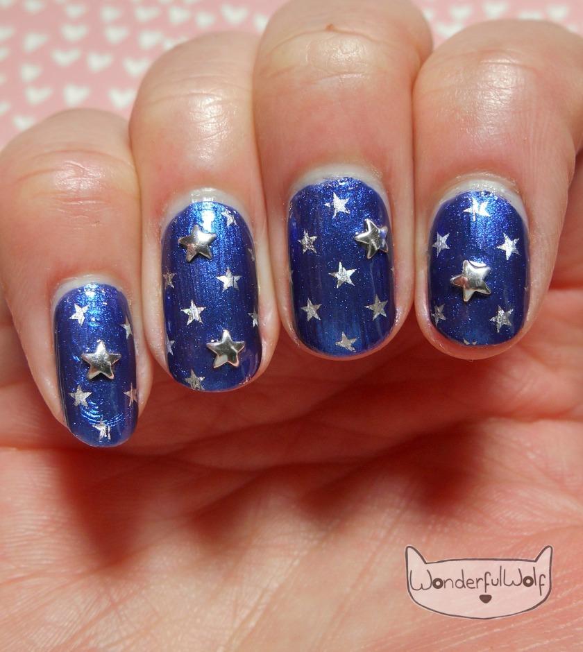 Miss Piggy's seeing stars
