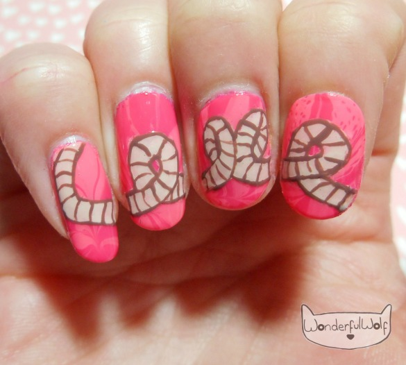 Ropey Love Nail Art