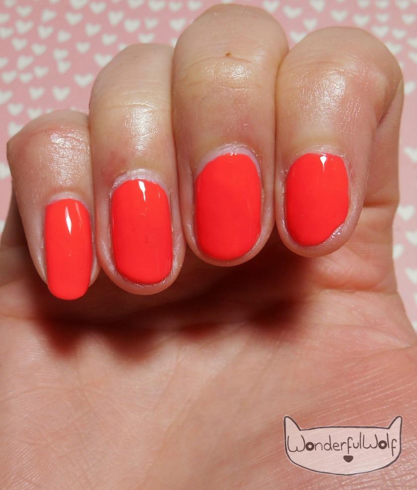 Coral Polish Mix