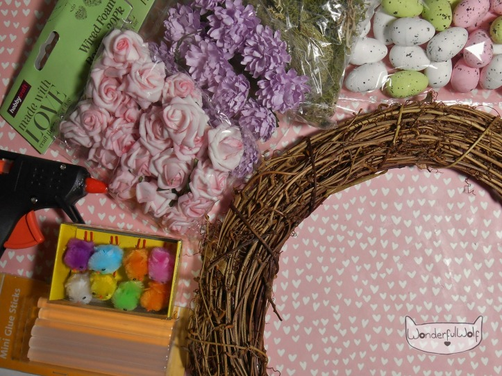 EasterWreathSupplies