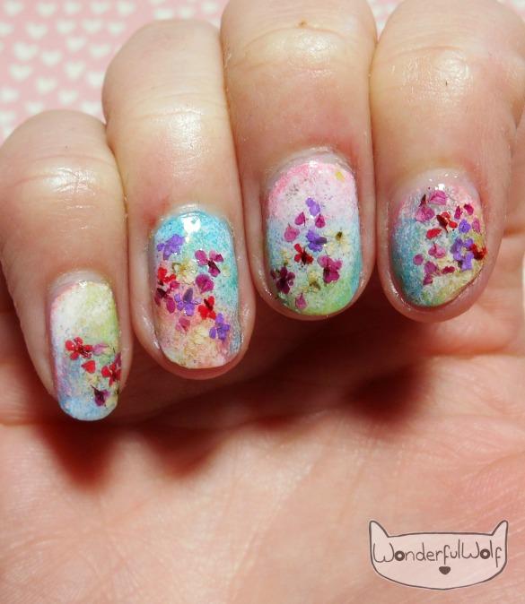 Sprinkling of Spring Flowers