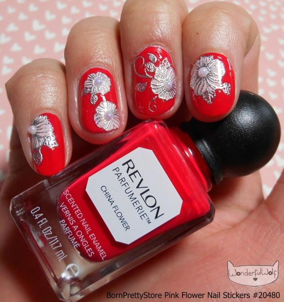 PinkFlower+ChinaFlower