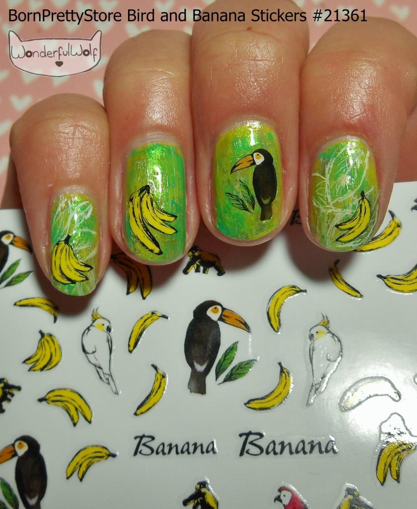 Banana Bird 21361