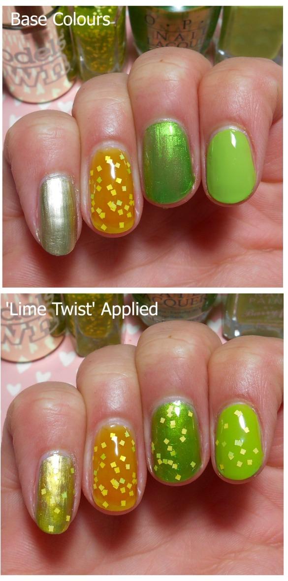 LimeTwistCollage
