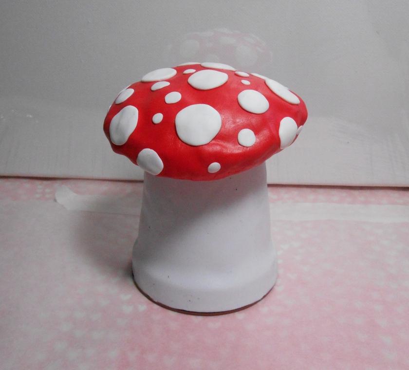 Mushroomspotroof