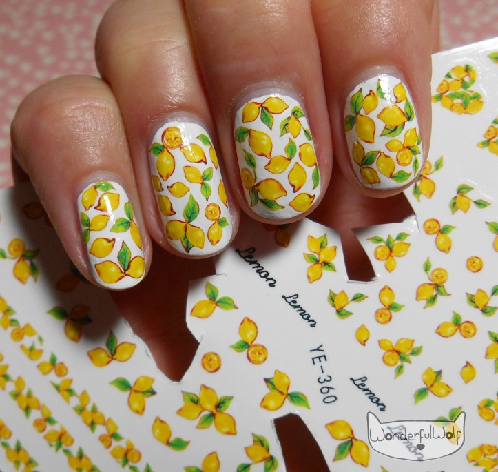 LemonWaterDecals
