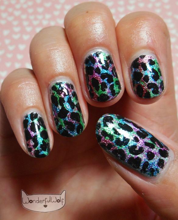 Multi-foil Leopard