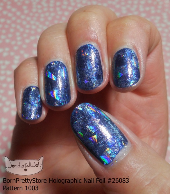 Two Coats Holo Foil