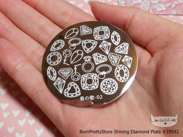 diamond-stamping-plate