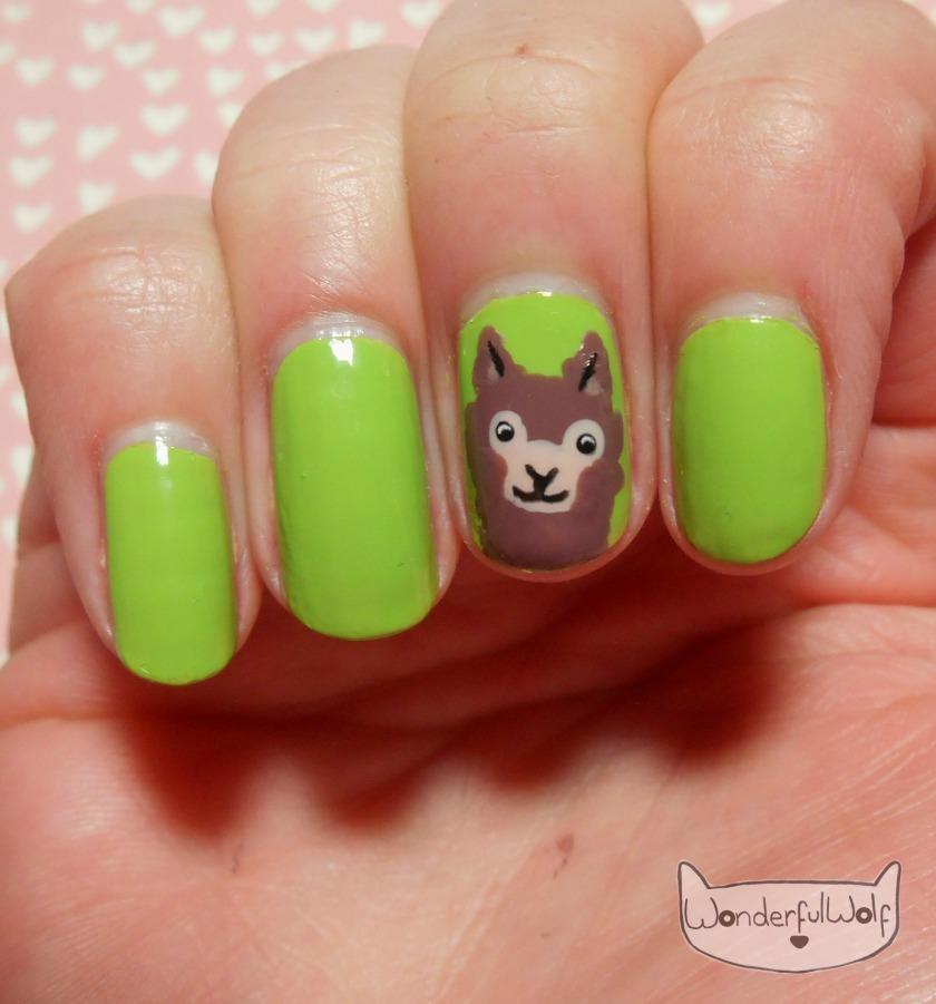 alpaca-nail-art