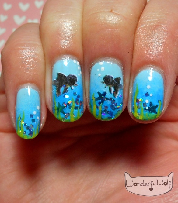 black-oranda-nail-art