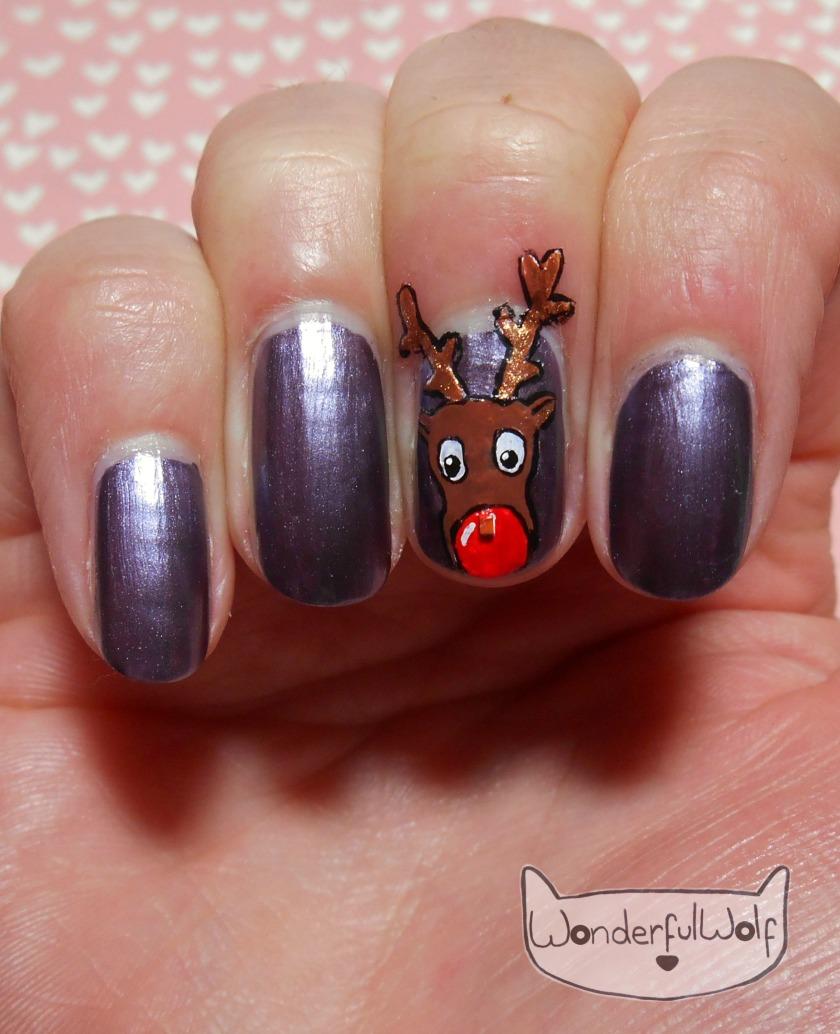 rudolph-nail-art