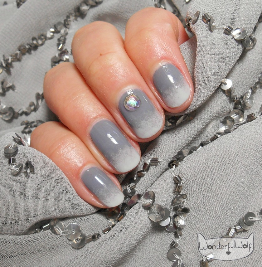 Everyday Lunar Grey Wedding Nails.JPG
