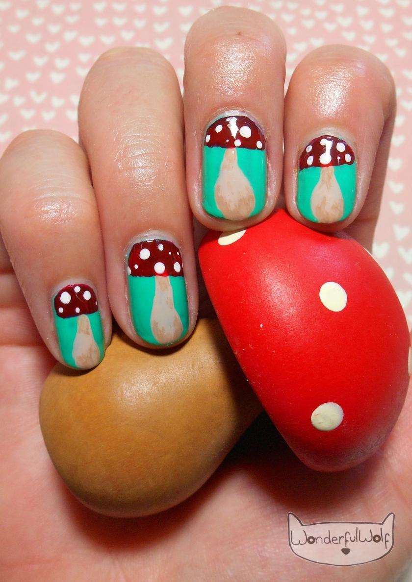 Poison Mushroom Nail Art.jpg