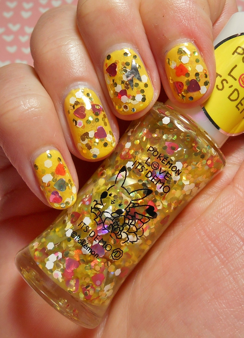 pokemon love its demo nail polish.JPG